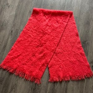 4/$40⚡️Vintage Wool Scarf by Hand A Croft